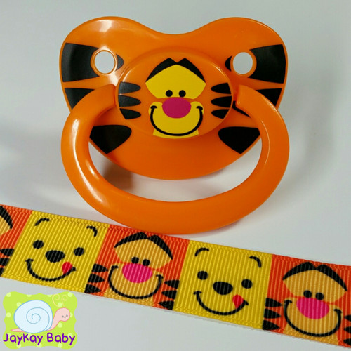 Tigger Themed Adult Pacifier