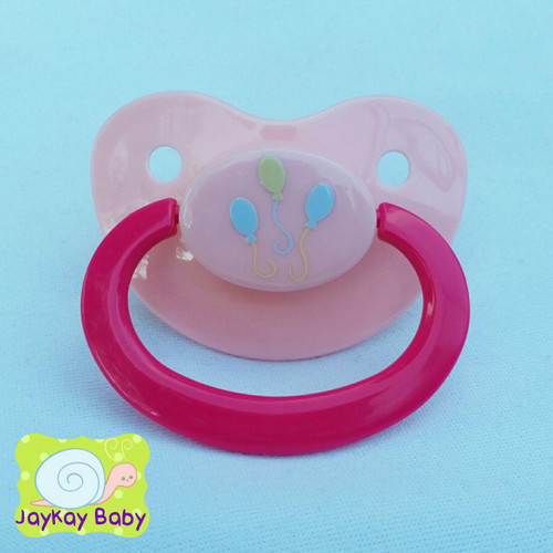 Pinkie Pie Themed Adult Pacifier