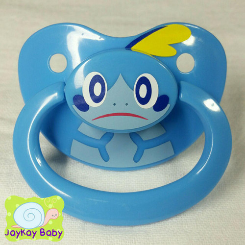 Sobble Themed Adult Pacifier