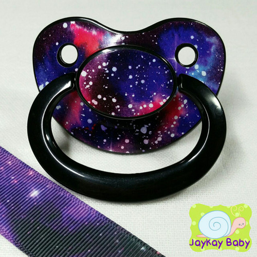 Full Galaxy Adult Pacifier