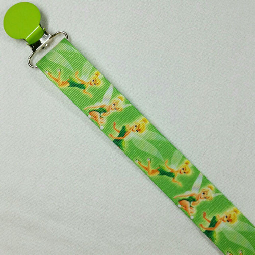 Tinker Bell Adult Pacifier Clip