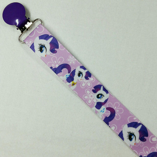 Rarity Adult Pacifier Clip