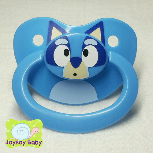 Bluey Themed Adult Pacifier