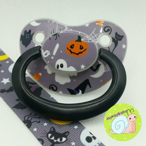 Little Witch's Adult Pacifier