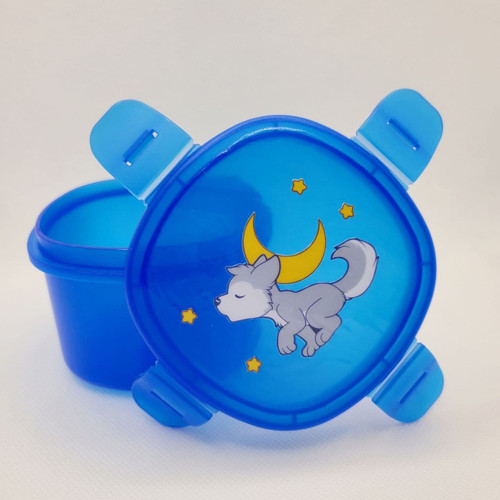 Lils Wolf Adult Pacifier Storage Container