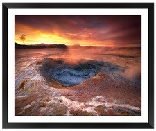 José Ramos, The Boiling Point, EFX, EFX Gallery, art, photography, giclée, prints, picture frames