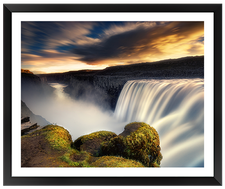 José Ramos, Death Falls, EFX, EFX Gallery, art, photography, giclée, prints, picture frames