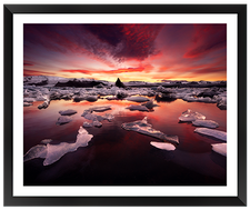 José Ramos, The Dissolution of Eternity, EFX, EFX Gallery, art, photography, giclée, prints, picture frames