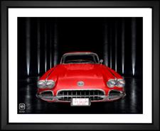 1958 Corvette Showroom