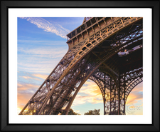 Arches of the Eiffel Tower