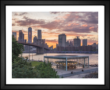 Jane's Carousel by the Brooklyn Bridge