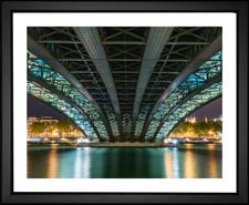 Bridge in Lyon France