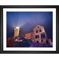 The Alcatraz Lighthouse