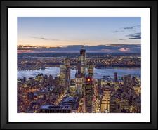 New York City-Cityscape