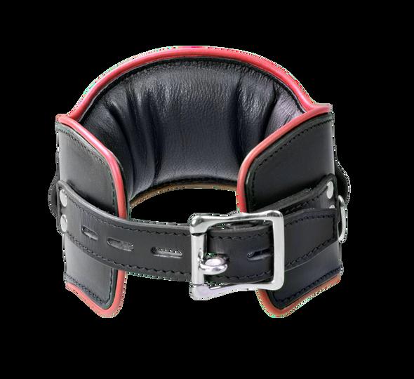"Collar - Leather  5"" Posture Collar"