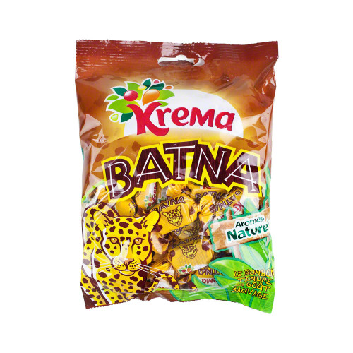 Krema Batna French candy  licorice reglisse  5.29oz (150g)