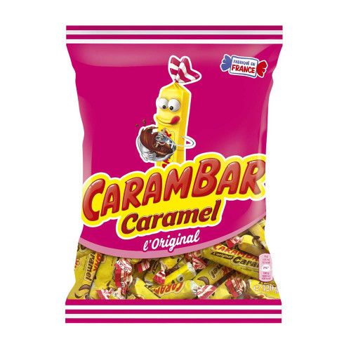Carambar French Caramel Candy 130g/4.6oz