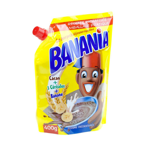 Banania French Chocolate Breakfast Mix 14.1 oz