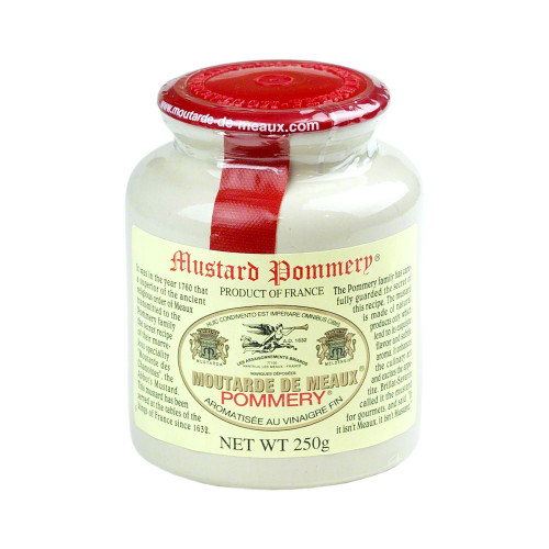 Pommery Fine French Mustard 250g (8.8oz)