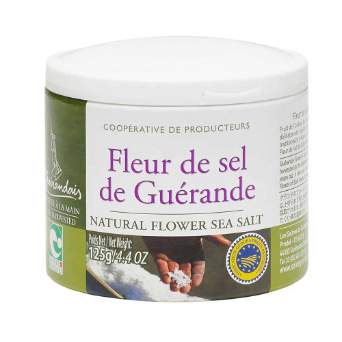 Le Guerandais Flower of Salt 140g/4.9oz
