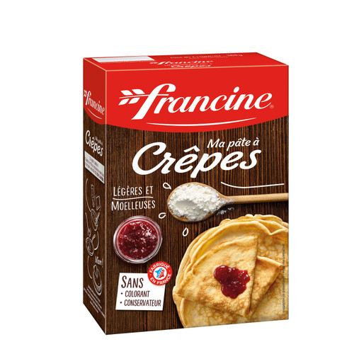 Francine French Crepes Ready Mix