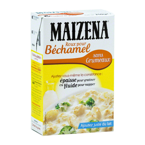 Maizena Bechamel French Sauce 8.8 OZ (250g)