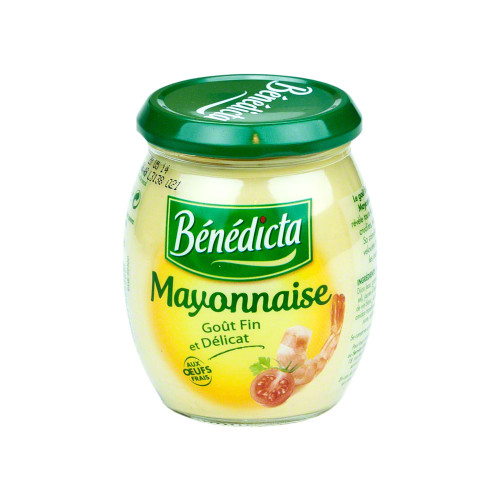 Benedicta French Mayonnaise 255g (9 oz)