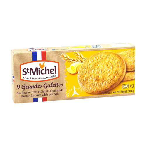 St Michel French Galettes 1905 150g (5.29oz)