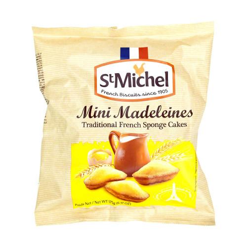 St Michel French Mini Madeleine 175g/6.17oz