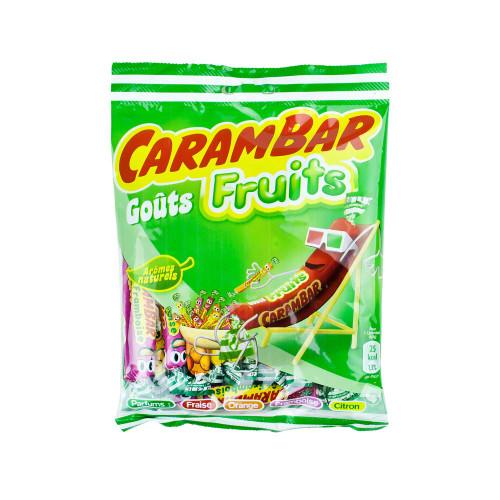 Carambar Fruits 130g/4.58oz