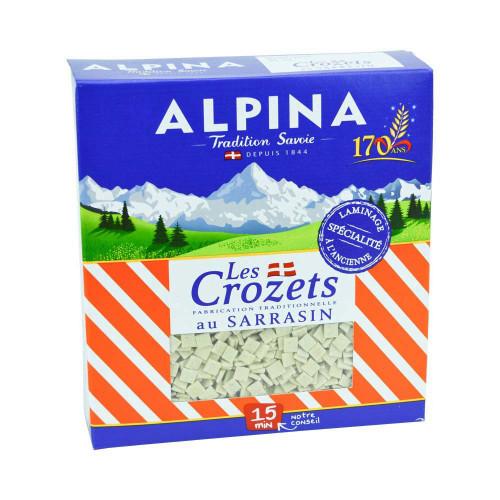 Alpina Savoie French Pasta Crozets 500g (17.6 oz)