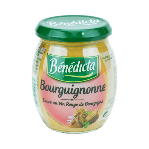 Benedicta French Burgundy sauce  270g (9.5 oz)