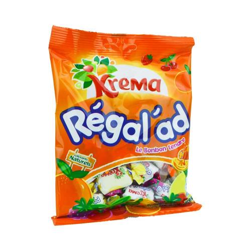 Krema French Candy  Regal'ad Fruity 150g (5.3 oz)