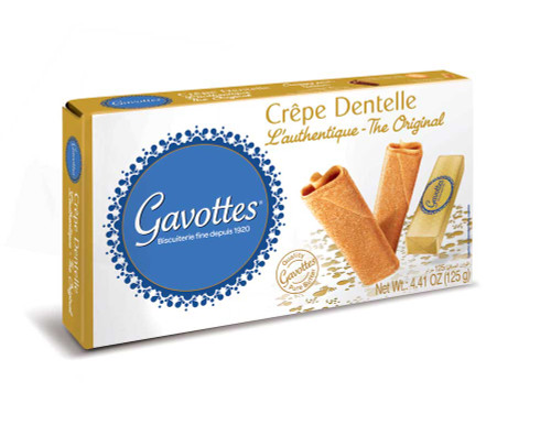 Gavottes French Crepes Dentelles 125g (4.4 oz)