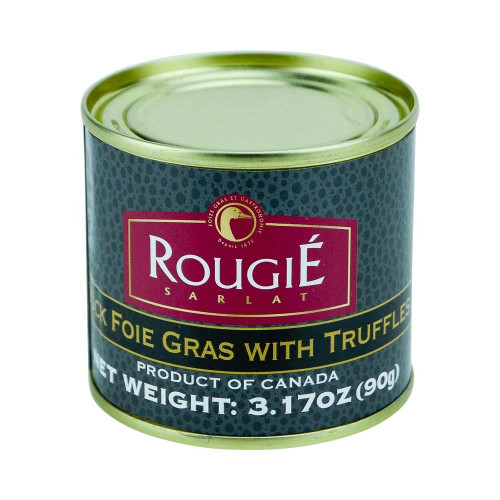 Rougie Foie Gras With Truffles 90g (3.17 oz)