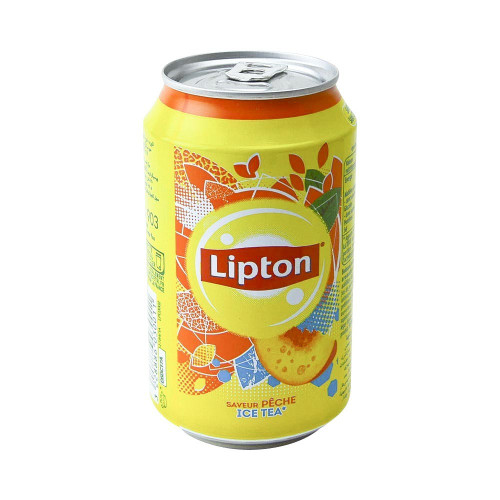 Lipton Peach Ice Tea 33cl (11,16 fl oz)