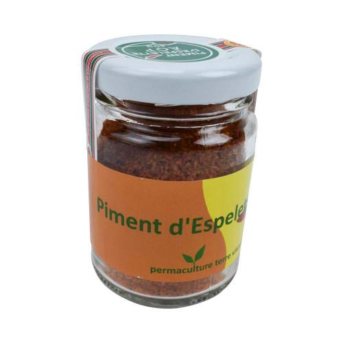 Biperduna French  Espelette pepper, powder AOP 40g /1.4 oz