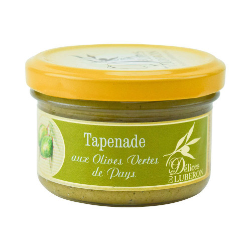 Delices du Luberon French Green tapenade 90g (3.2 oz)