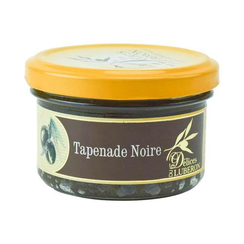 Delices du Luberon French Black tapenade 90g (3.2 oz)