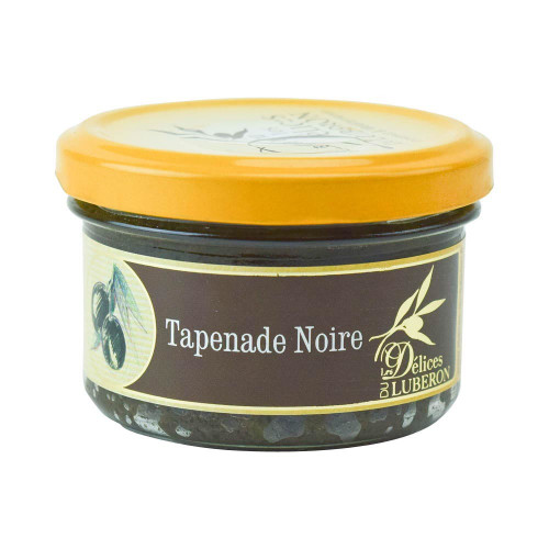 Delices du Luberon French Black tapenade 90g (3.2 oz)