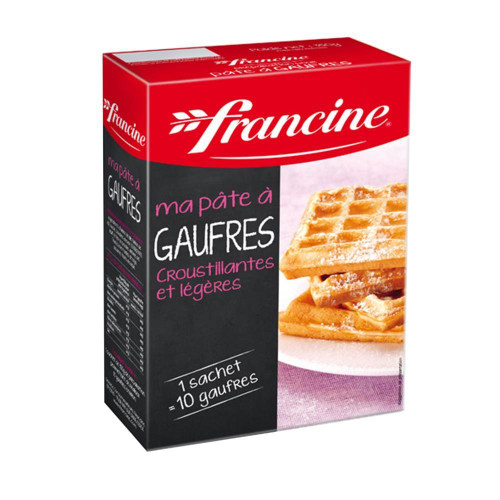 Francine French Waffle Ready Mix 350g (12,3 oz)