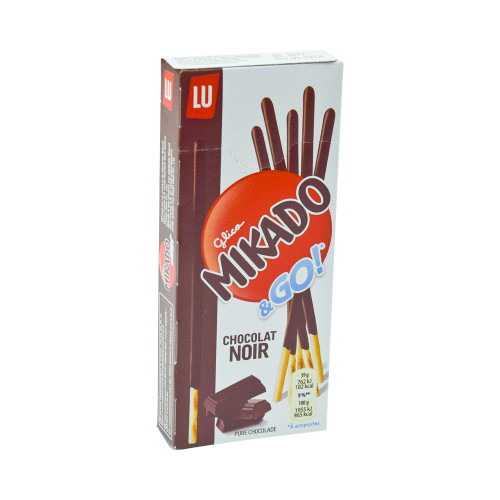 LU Mikado Dark Chocolate French Cookie Sticks 39g (1,3 oz)