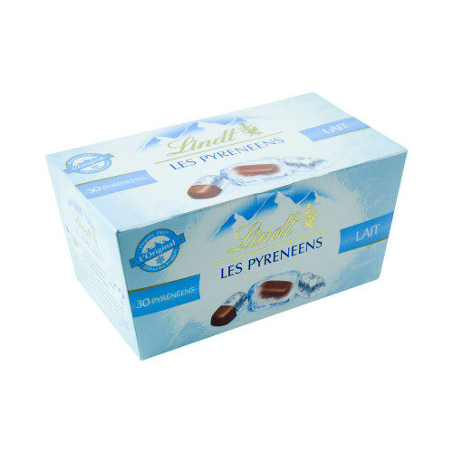 Lindt French Pyreneens Milk Chocolate 219 g (7.7 oz)