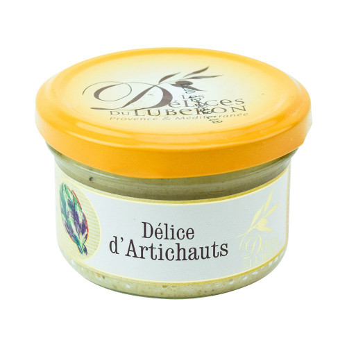 Delices du Luberon French Artichoke spread  90g (3.2 oz)