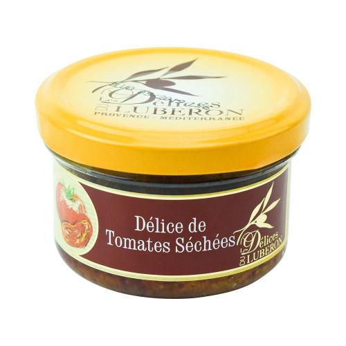 Delices du Luberon French Sundried tomato spread 90g (3.2 oz)