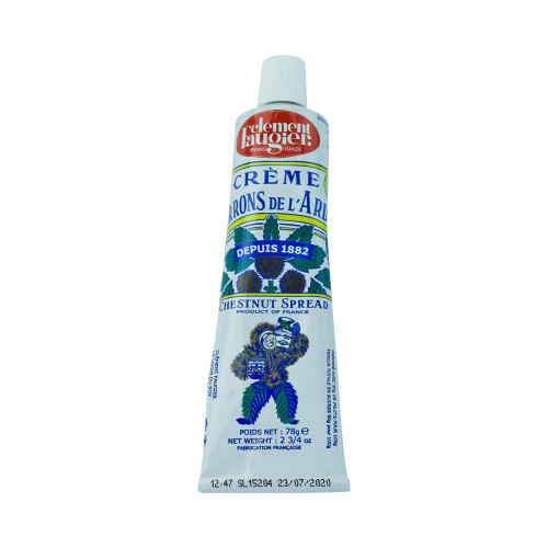 Clement Faugier French Chestnut Spread in a Tube 78g/2.75 oz