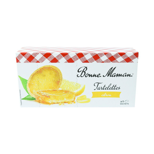 Bonne Maman Mini Lemon Tart 4.4 oz (125 g)