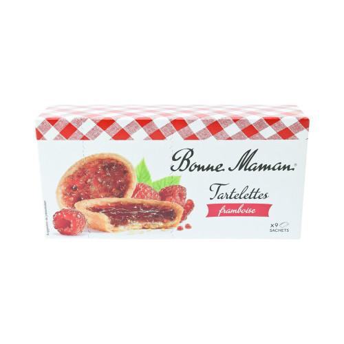 Bonne Maman Raspberry Tarts 4.7 oz (135 g)