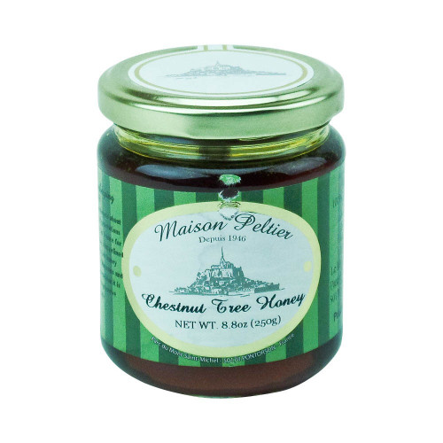 Maison Peltier French Chestnut Tree Honey 8,8 oz (250 g)