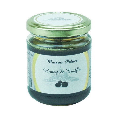 Maison Peltier French Forest Honey with Truffle 8.8oz (250 g)